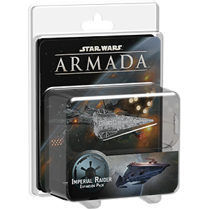 Star Wars Armada Imperial Raider Expansion Pack | Boutique FDB