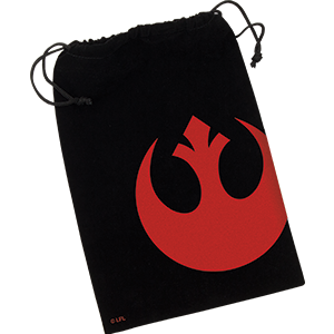 Star Wars Dice Bag: Rebel Alliance | Boutique FDB