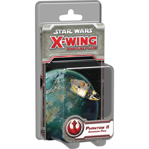 X-Wing: Phantom II Expansion Pack | Boutique FDB