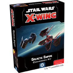 X-Wing 2.0 Galactic Empire Conversion Kit