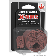 X-Wing 2.0 Rebel Alliance Maneuver Dial Upgrade Kit