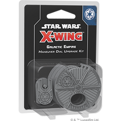 X-Wing 2.0 Galactic Empire Maneuver Dial Upgrade Kit
