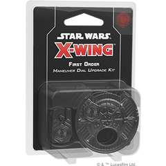 X-Wing 2.0 First Order Maneuver Dial Upgrade Kit