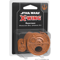 X-Wing 2.0 Resistance Maneuver Dial Upgrade Kit