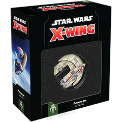 X-Wing 2nd Punishing One Expansion Pack