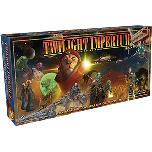 Twilight Imperium 3rd edition | Boutique FDB