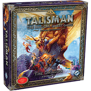 Talisman The Dragon | Boutique FDB