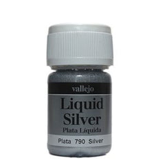 Vallejo Liquid Metal | Boutique FDB