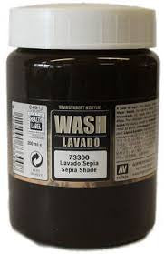 Sepia Shade Wash 200 ml