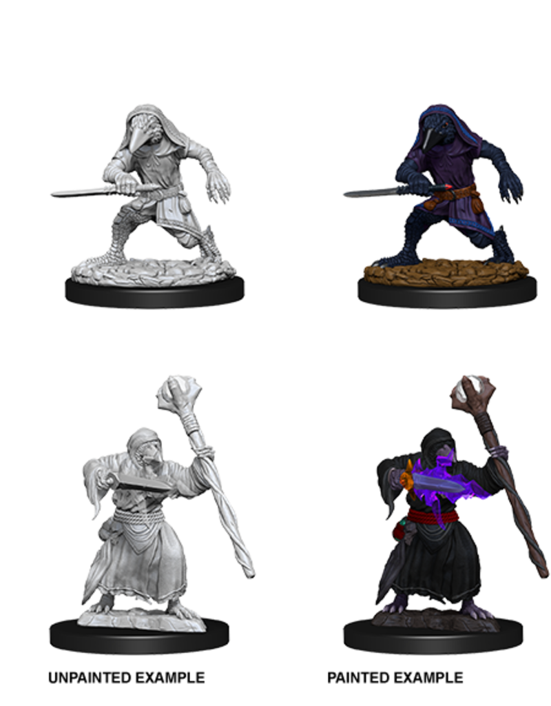 D&D Nolzur's Marvelous Unpainted Miniatures: Wave 10: Kenku Adventurers | Boutique FDB