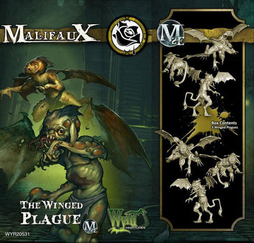 Malifaux 2nd Edition: The Winged Plague | Boutique FDB