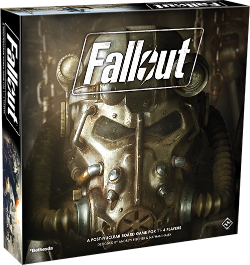 Fallout: The Board Game | Boutique FDB