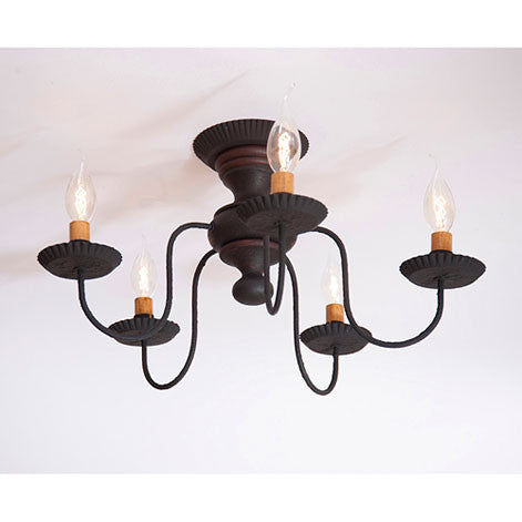 Thorndale Ceiling Light in Hartford Colors in 6 Color Choices