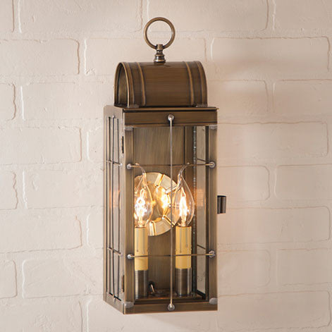Queen Arch Lantern. Outdoor Light. 2 Color Choices