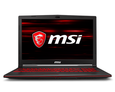 "MSI GL i7 15"" Gaming Laptop (New)"