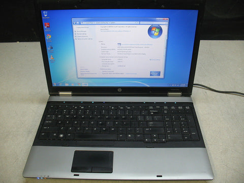 "15.6"" HP Dual Core ProBook (Certified Refurbished C2C)"