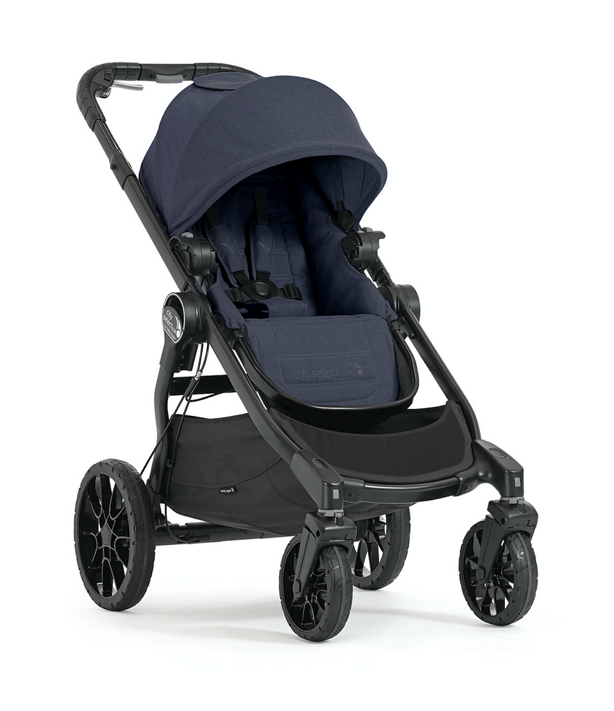 City Select Lux Stroller by Baby Jogger - First Looks