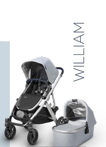 Uppababy Vista 2019 William