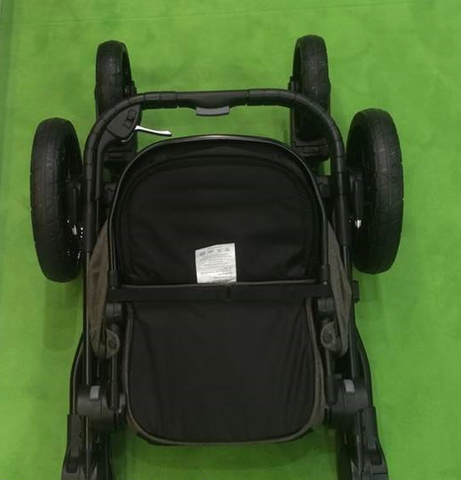 baby jogger city select lux folded