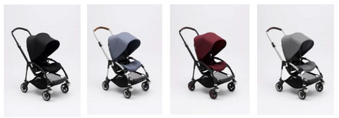 bugaboo bee 5 premium collection