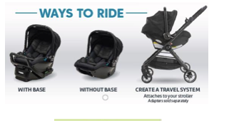 Baby Jogger City Go Air Infant Car Seat In Depth Review Pre