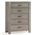 Natart Rustico 5 Drawer Chest