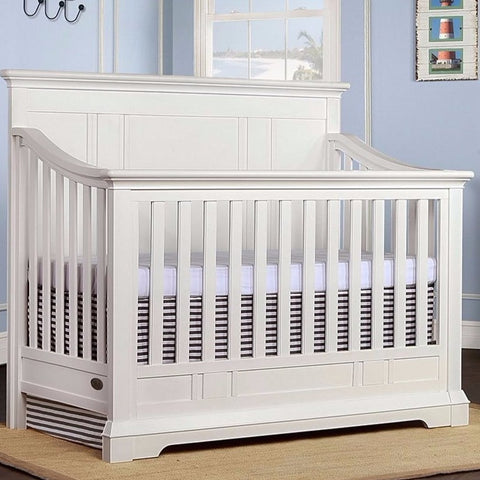 Evolur Parker 5-in-1 Convertible Crib