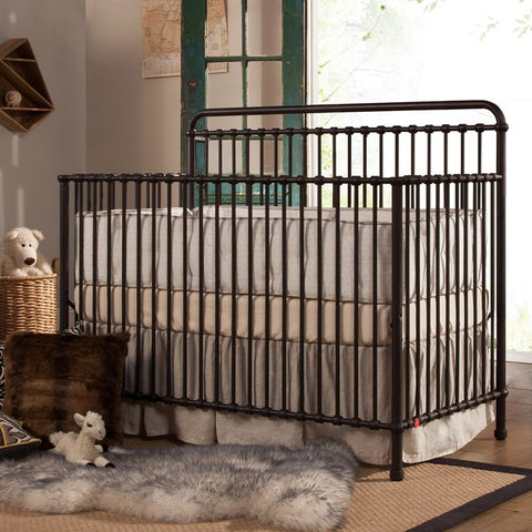 Million Dollar Baby Winston 4-in-1 Convertible Crib