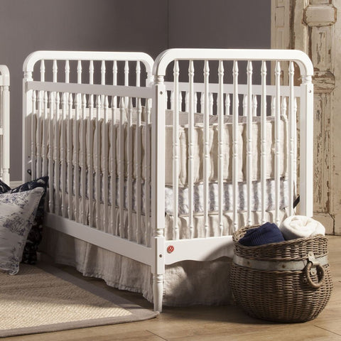 Million Dollar Baby Liberty Crib Warm White