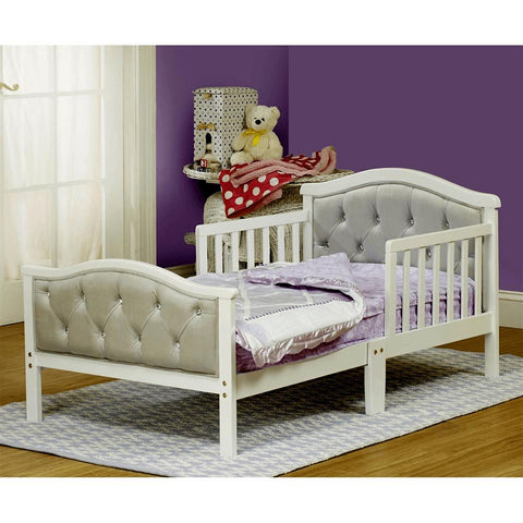 Padded Toddler Bed - Piccolino