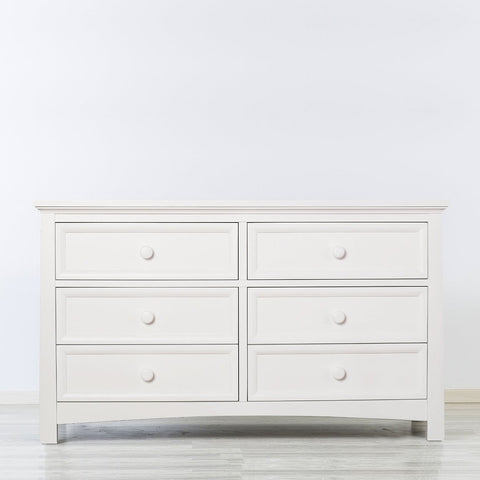 Silva Serena 6 Drawer Double Dresser