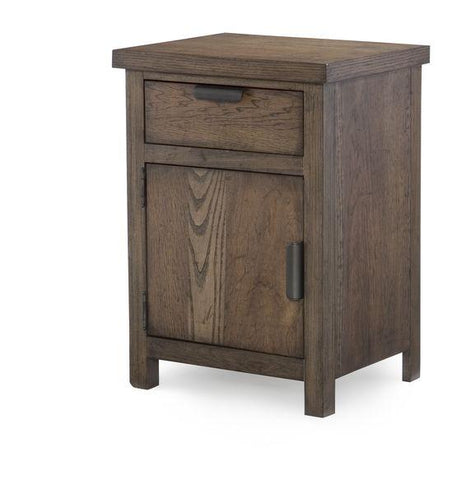 Legacy Classic Kids Fulton County Night Stand (1 Door w/1 Adj. Shelf, 1 Drawer)