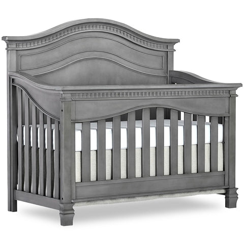Evolur Cheyenne 5-in-1 Full Panel Convertible Crib