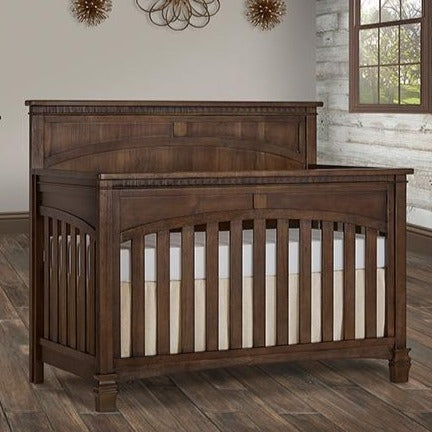 Evolur Santa Fe 5-in1 Convertible Crib