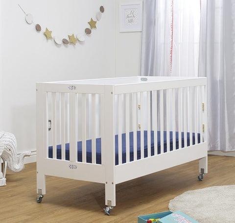 Roxy Full Size Folding Crib