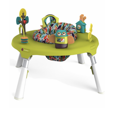 Oribel PortaPlay 4-in-1 Foldable Activity Center