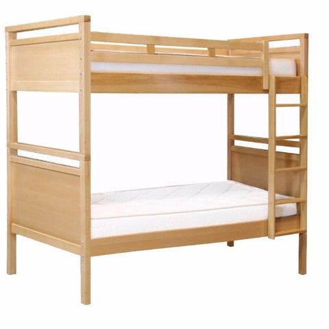 Orbelle Mod Solid Beechwood Bunkbed Made in Europe