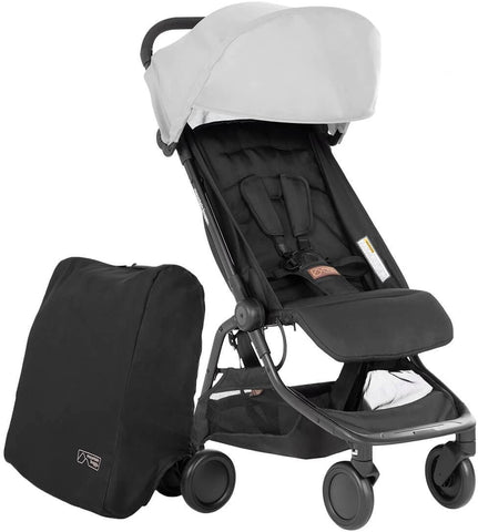 Mountain Buggy Nano Single Stroller 2020