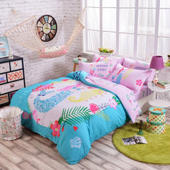 Cute Mermaid Bedding Sweet
