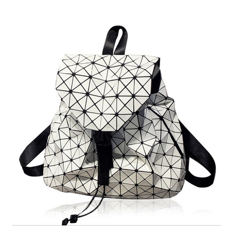 Backpack - Fashion Backpack Geometric
