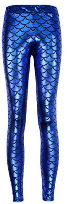 Leggings - Super Cute Mermaid Leggings