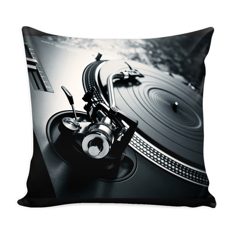 Pillows - New Technics Turntable Pillow Case