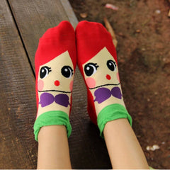Socks - Mermaid Cute Hot Princess 3D Socks