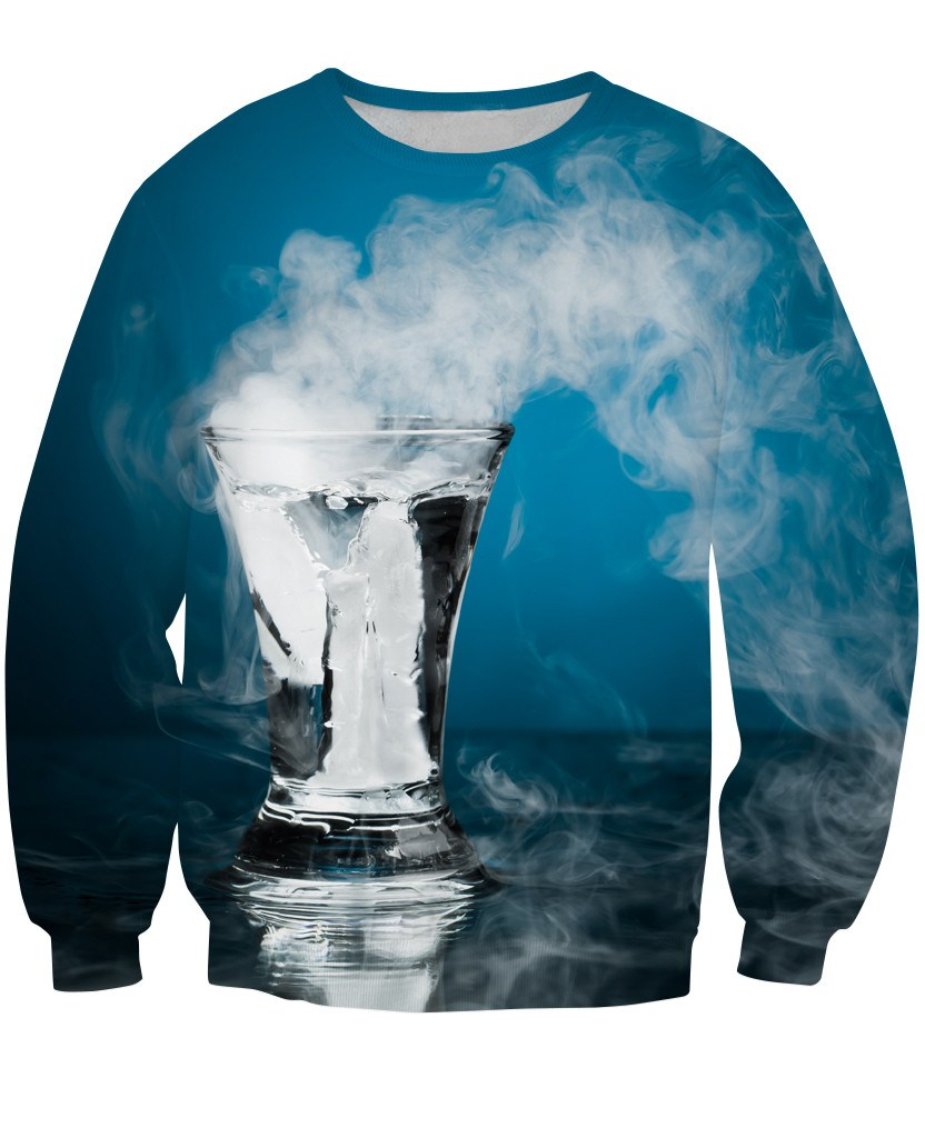 Sweatshirt - New Bartender Cocktail 3D Sweatshirt #13