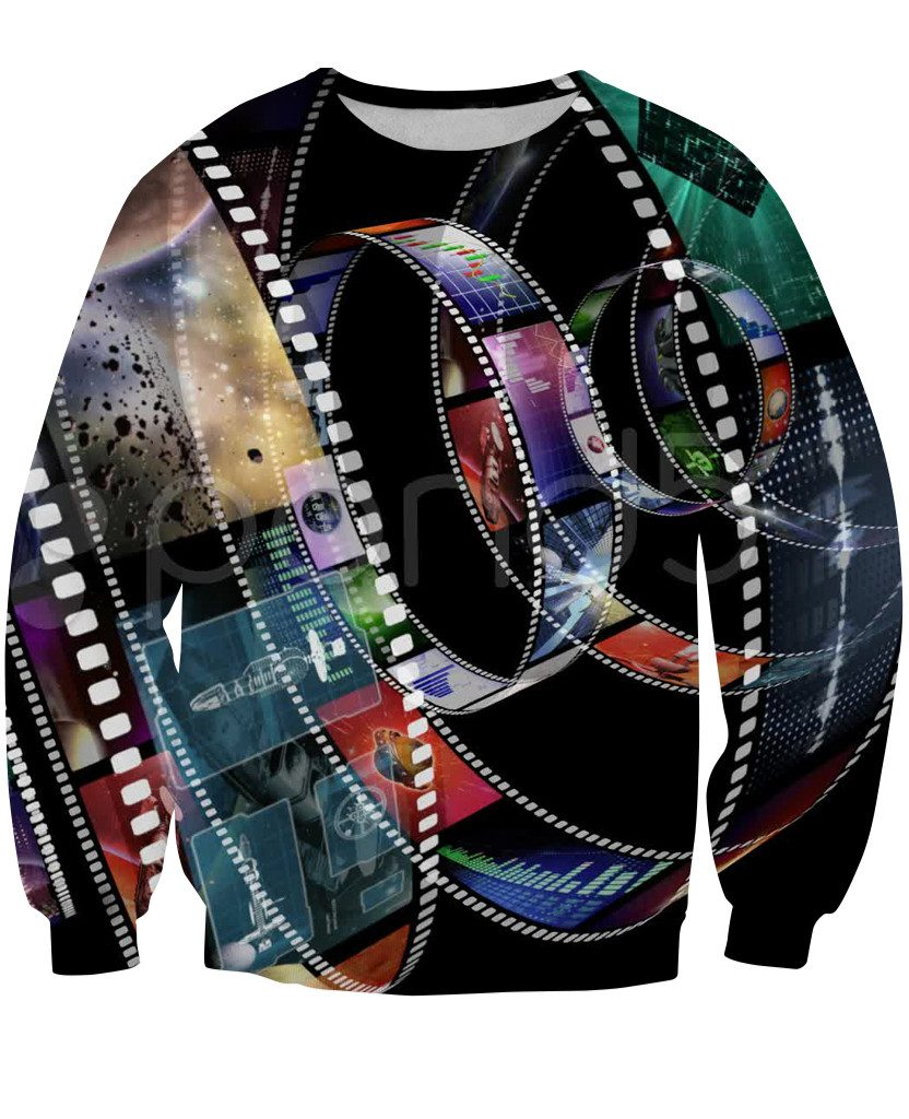 Sweatshirt - Photographer New 3D Sweatshirt #1