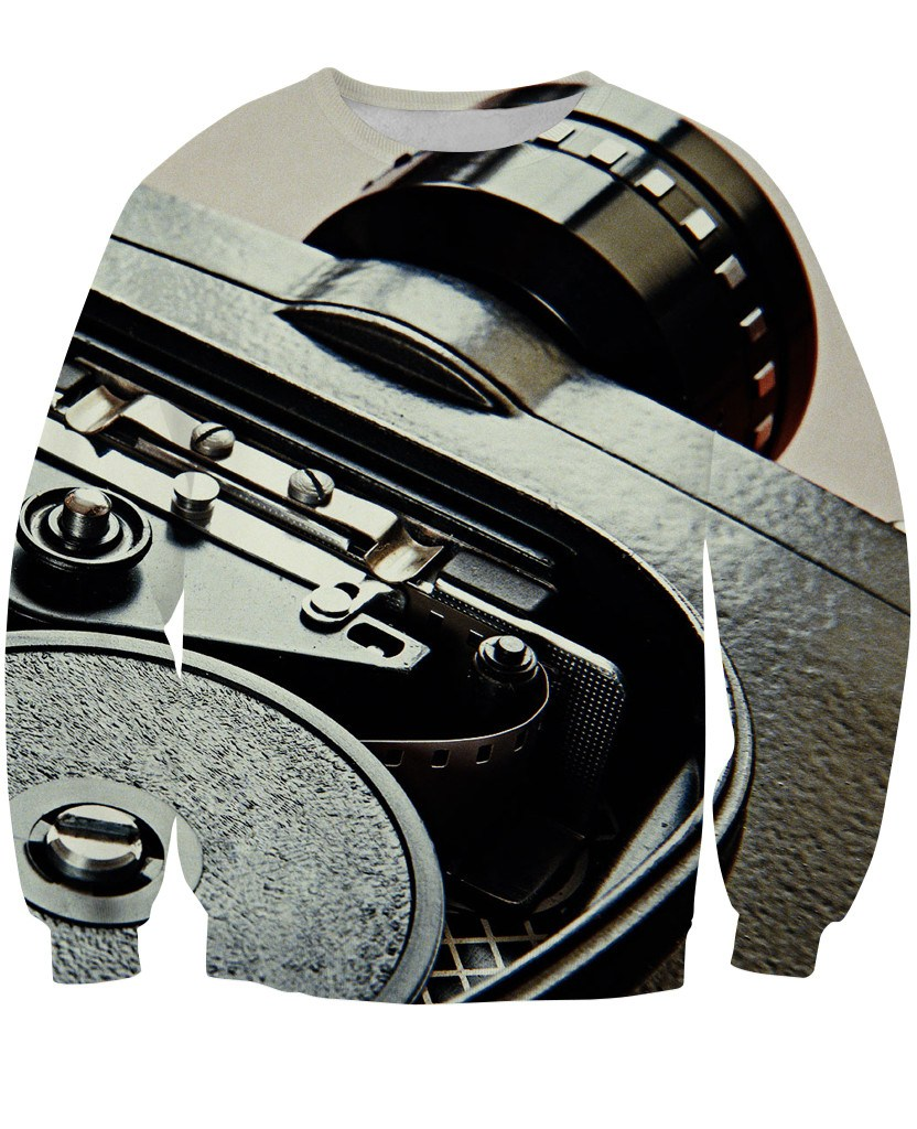 Sweatshirt - Photographer New 3D Sweatshirt #14