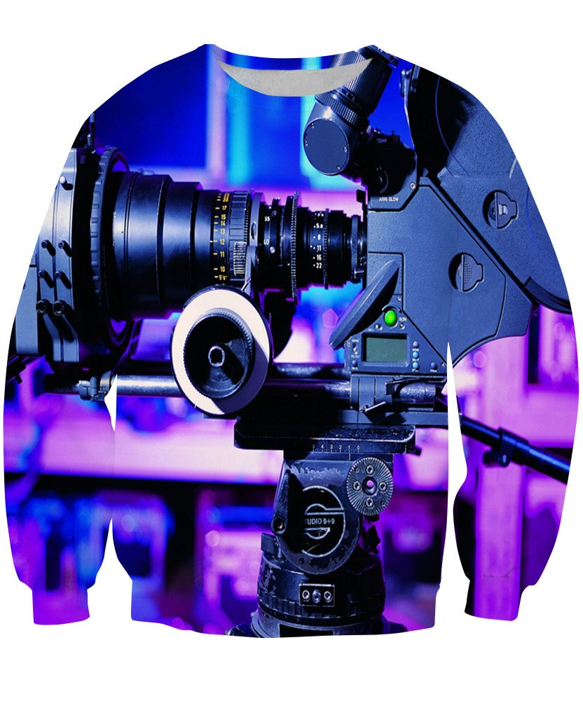 Sweatshirt - Video New 3D Sweatshirt #8