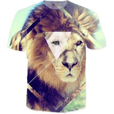 T-shirt - 3D Animal Summer Edition #1