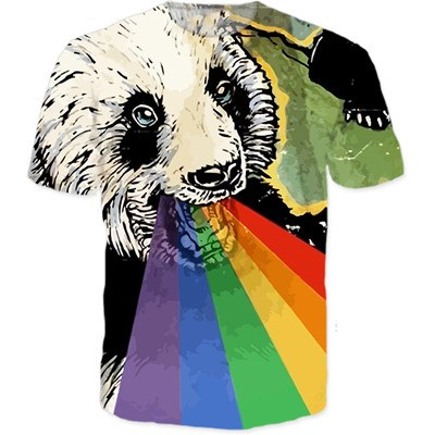 T-shirt - 3D Animal Summer Edition #2