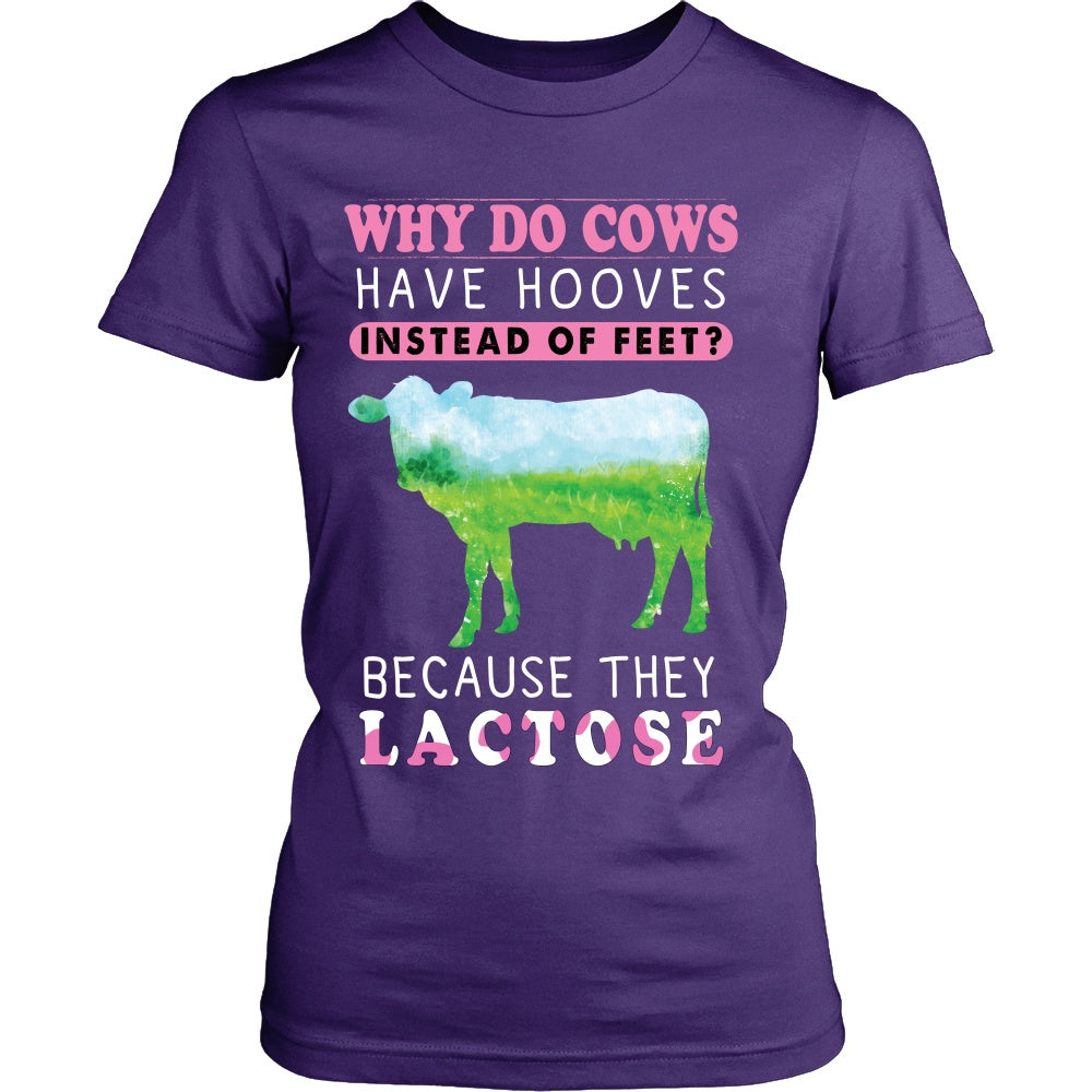 T-shirt - Cows Have Hooves T-Shirt